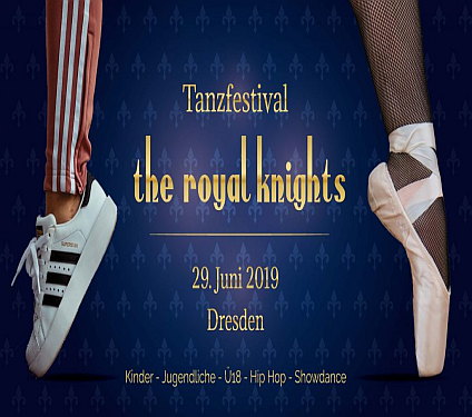 "Tanzfestival ""the royal knights"""